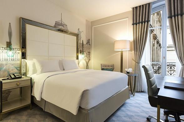 Hilton Paris Opera - Deluxe Room