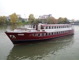 The barge Event - Paris seminar