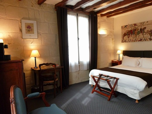 Le grand monarque de azay-le-rideau - chambre mini-tradition