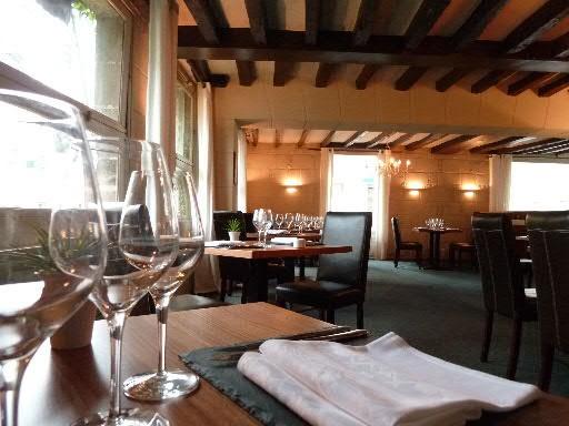 The great monarch of azay-le-rideau - restaurant