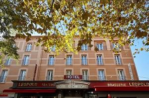 Hotel Saint Christophe - Außenansicht