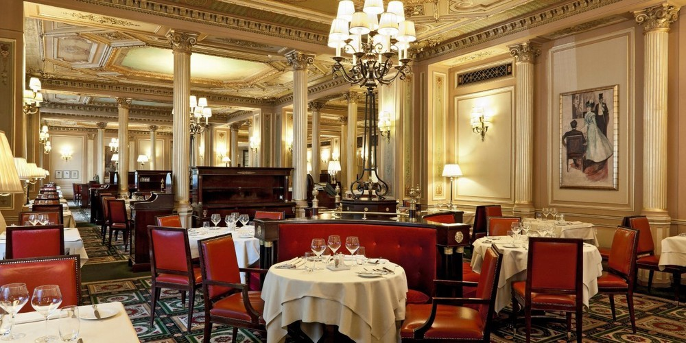 Intercontinental paris le grand hotel - restaurant