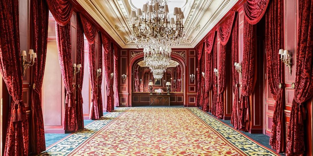 Intercontinental Paris Le Grand Hotel Salle Seminaire Paris 75