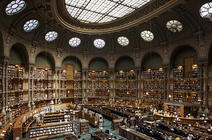 Richelieu Biblioteca - Parigi seminario