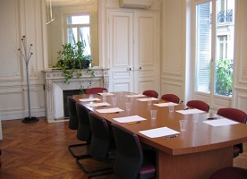 ABTS Center - Meeting Room