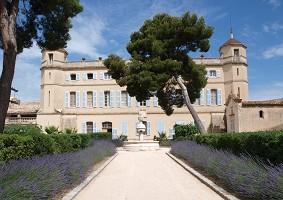 Castillo de Seneguier - seminario Lançon-Provence