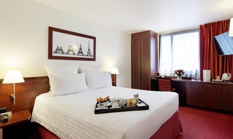 H tel concorde montparnasse salle s minaire paris 75 for Hotel paris 75