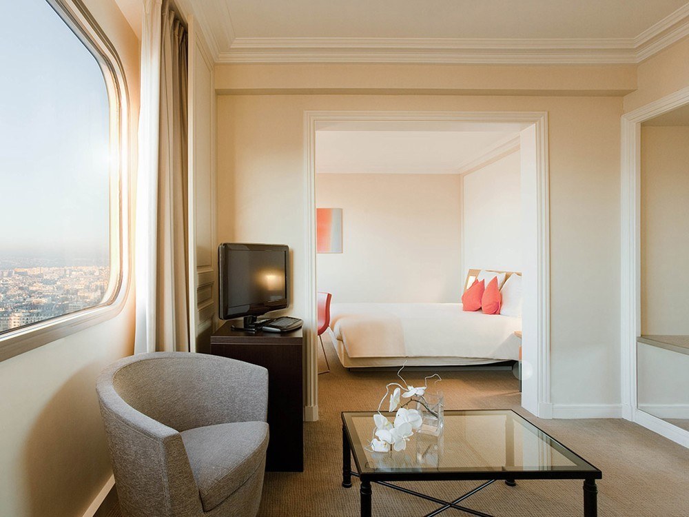 Novotel Paris Eiffelturm-Center - Zimmer