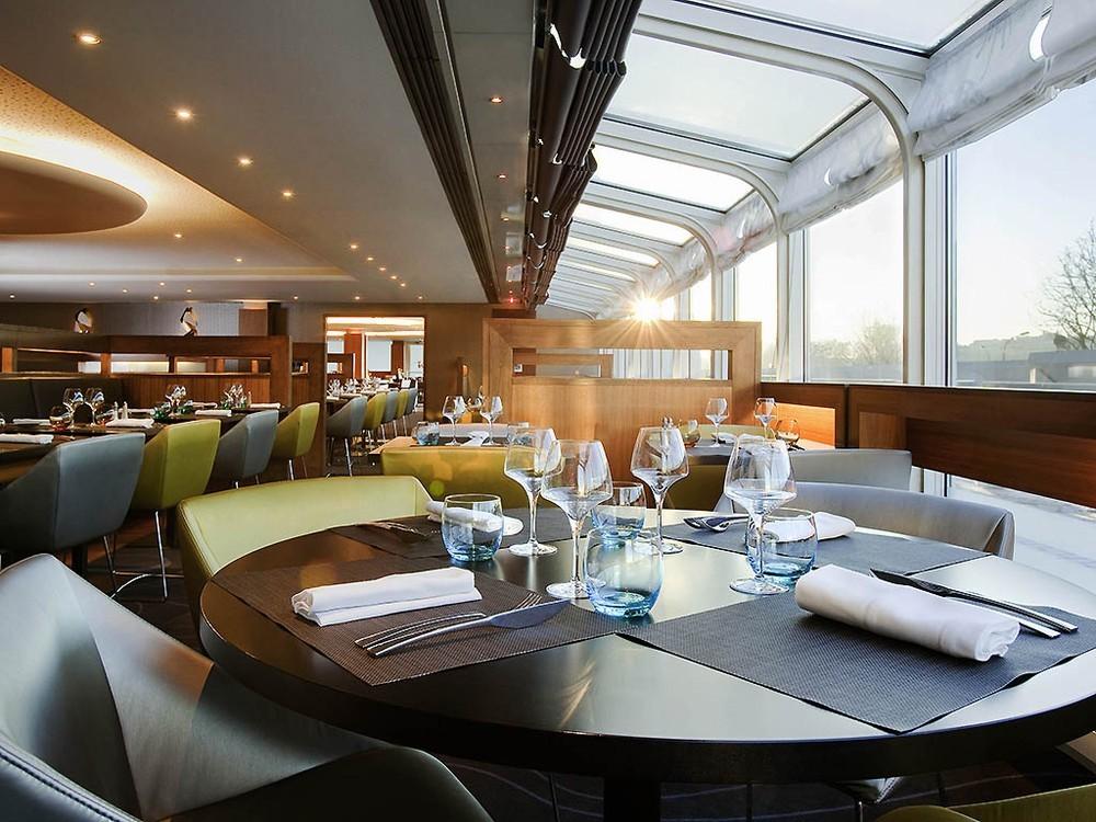 Novotel Paris Eiffelturm Zentrum - Restaurant