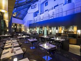 Restaurant halles