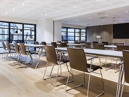 Novotel Paris Les Halles - Workshop H - Seminar Room