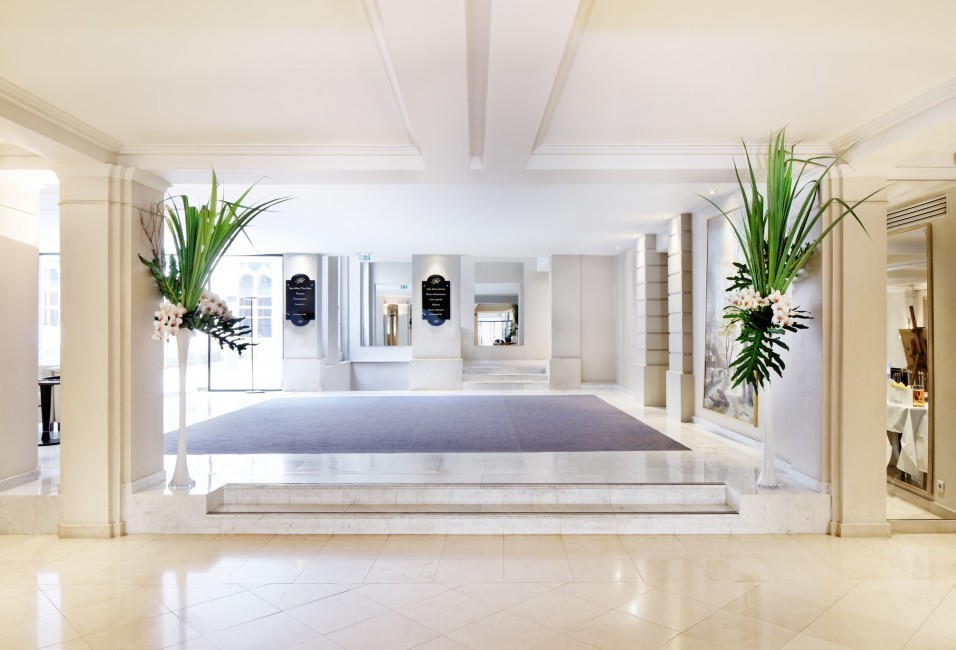 Saint james albany hôtel spa - hall