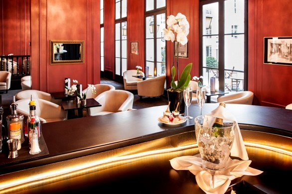 Saint James Albany Hotel Spa - Bar