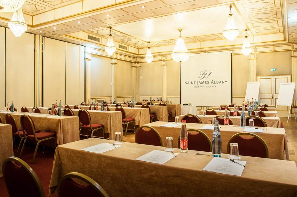 Louvre 1 - Saint James Albany Spa Hotel