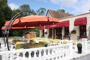 Le Forestier - Restaurant Terrasse