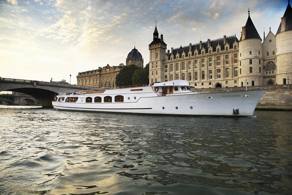 Yachts de Paris - excellence