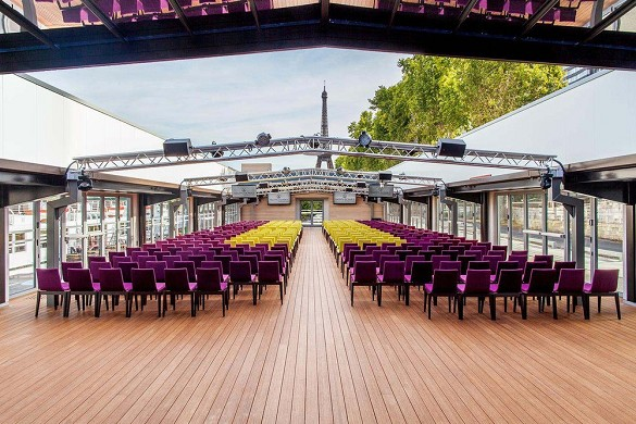 Yachts de Paris - the nework trade shows