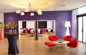 Alquiler de sala de seminarios en un hotel