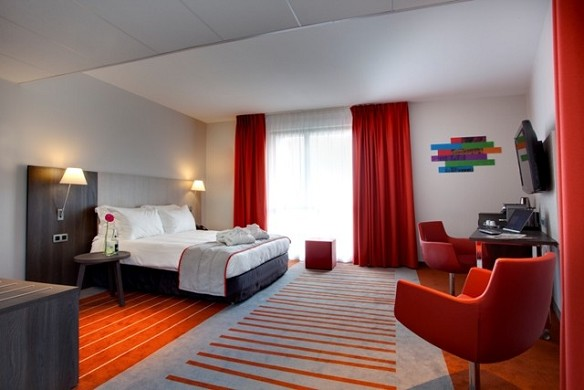 Park Inn by Radisson Lille Grand Stade - Wohnseminarraum