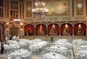 Gran CCI Lille - Sala de recepción