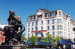 Grand Hotel Valenciennes - Hotel exterior