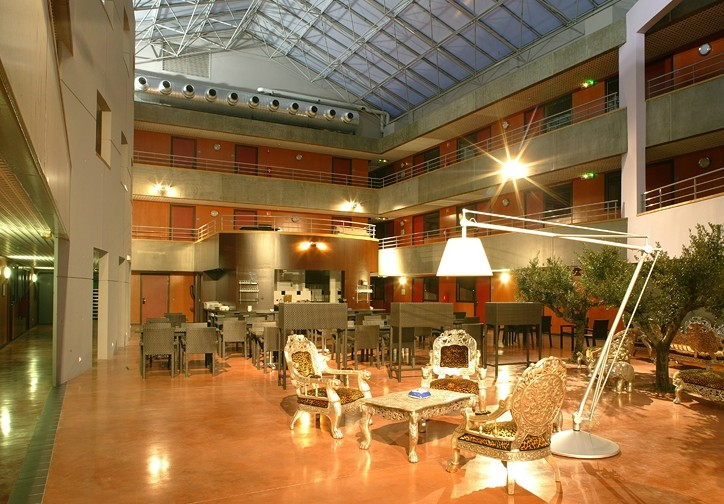 Olivarius appart 39 hotels salle s minaire lille 59 for Appart hotel 37