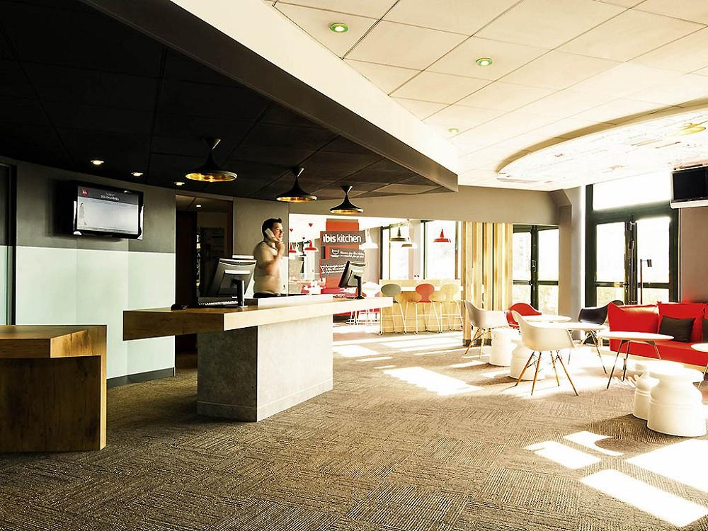 ibis le mans centre salle s minaire le mans 72. Black Bedroom Furniture Sets. Home Design Ideas