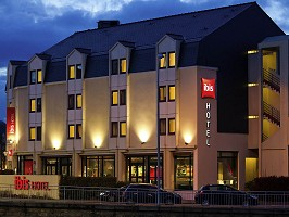 Ibis Le Mans Center - hotel seminars le mans