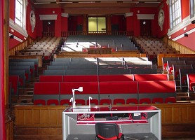 École nationale supérieure des arts et industries textiles - Organisation von Veranstaltungen im Norden