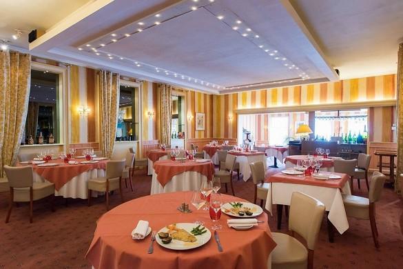 Map - dining restaurant