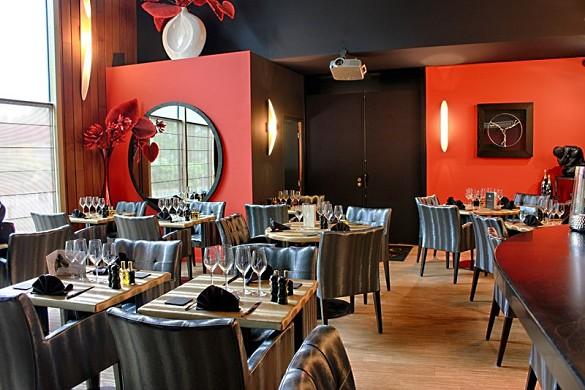 La table du colysée - organization of business meals