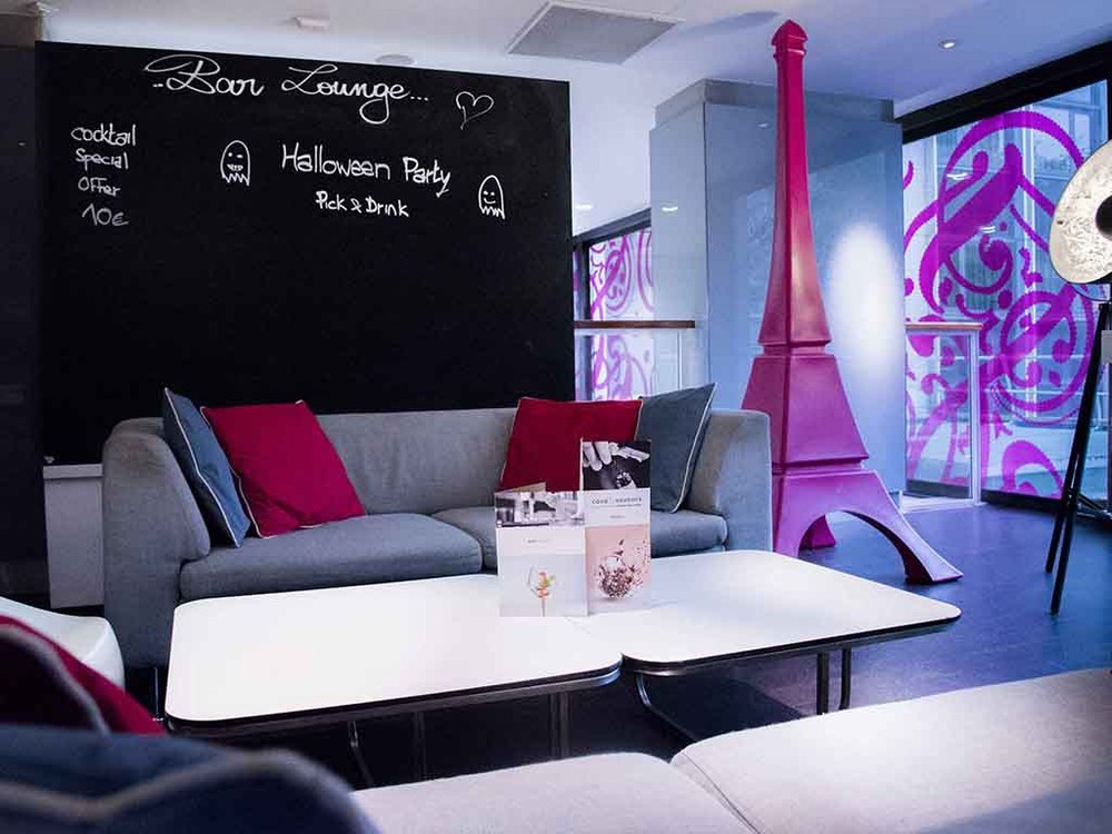 Mercure Paris Eiffelturm Zentrum - Lounge