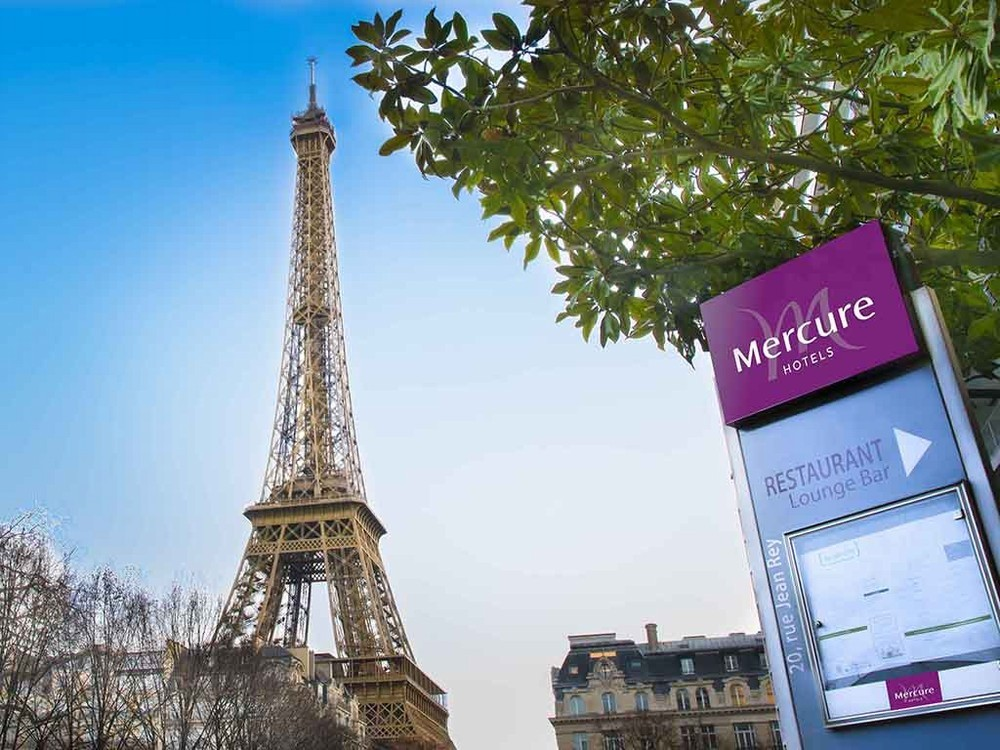 Mercure Paris Eiffelturm Zentrum - Tagungsort in Paris