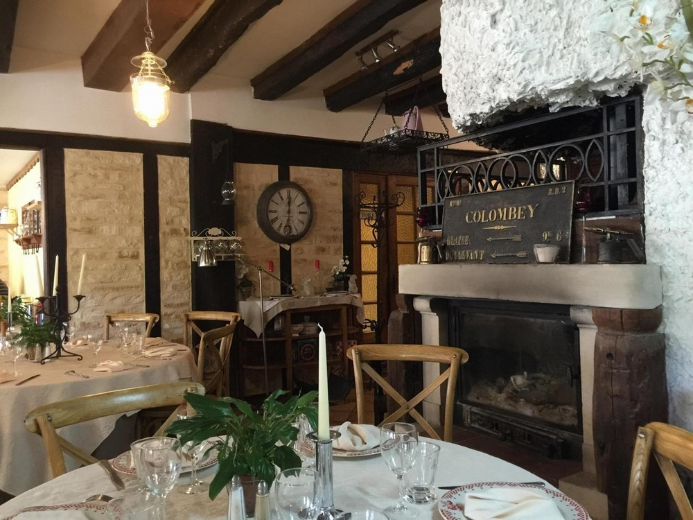 The relay barn - restaurante