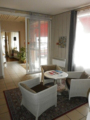 3b hotel de bordeaux - interior