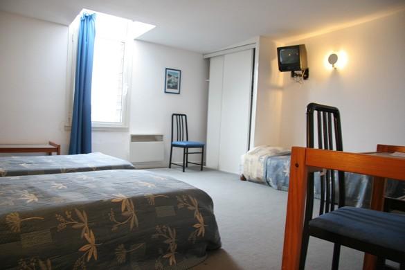 3b hotel de bordeaux - habitación doble