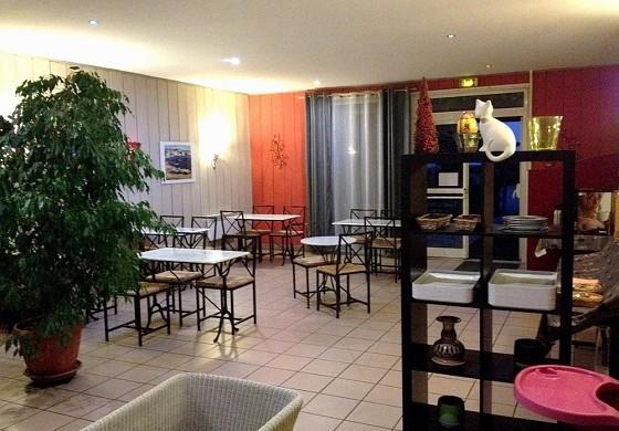 3b hotel de bordeaux - sala de restaurante