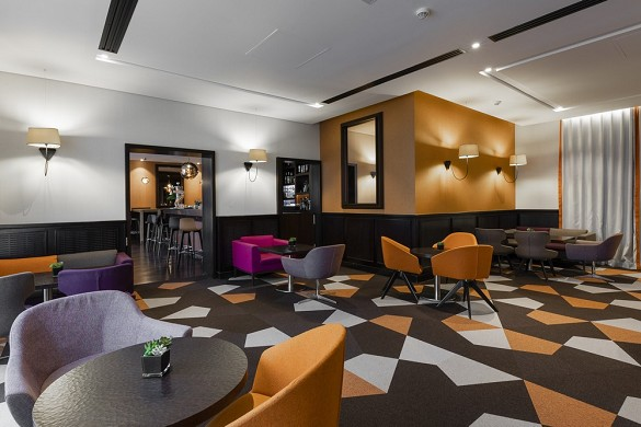 Radisson Blu Hotel, Paris Boulogne - Cepia Bar & Lounge