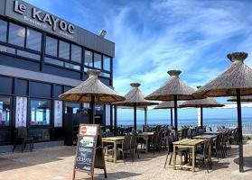 Le Kayoc - Terrace