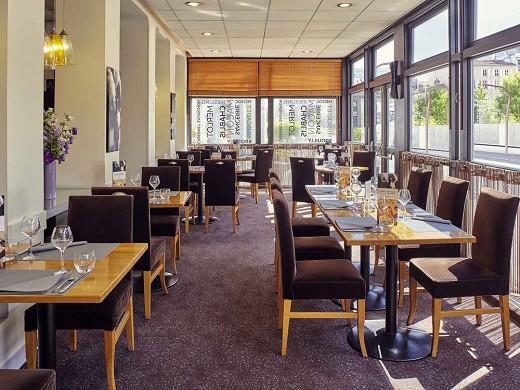 Mercure paris porte d'orleans - restaurant
