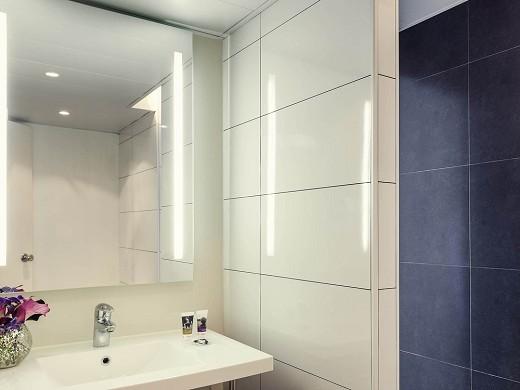 Mercure paris porte d'orleans - bathroom