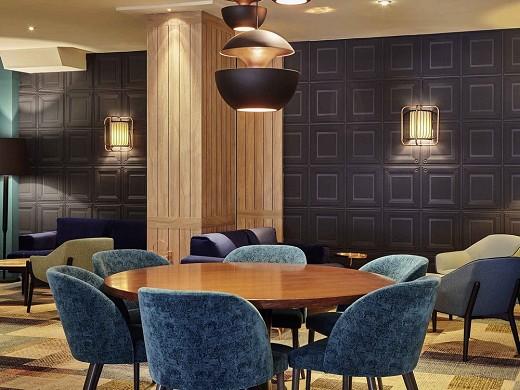 Mercure Paris porte d'orleans - living room