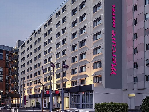 Mercure paris porte d'orleans - seminar hotel