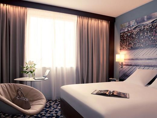 Mercure Paris Ivry Quai de Seine - habitación