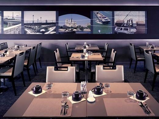 Mercure Paris Ivry Quai de Seine - Restaurante