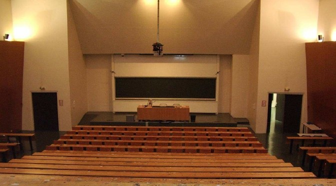 Campus Saint-Jean d'Angély - interno