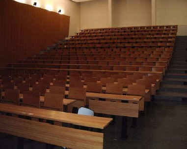 Campus Saint-Jean d'Angély - Anfiteatro