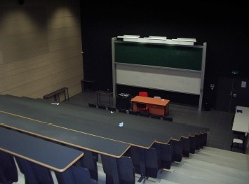 Campus Saint-Jean d'Angély - auditorium