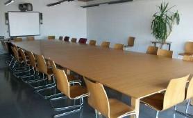 Campus Saint-Jean d'Angély - sala riunioni