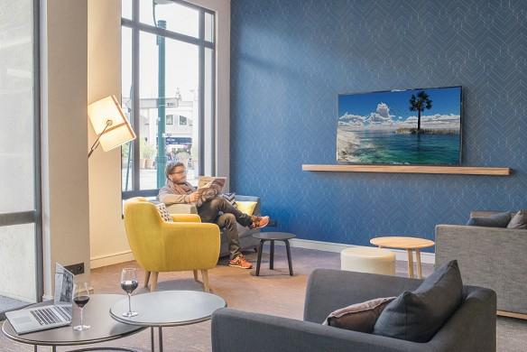 Hotel Elysée Val d'Europe - interno